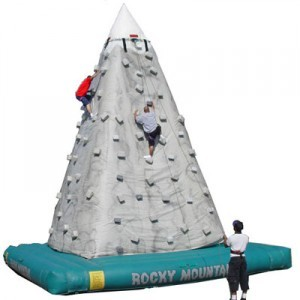 28ft. Rock Wall Climbing