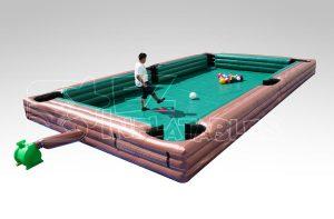 Human Billiard