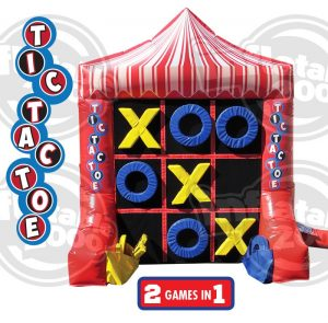 Tictactoe 2 in 1